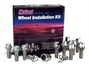 Lug Bolt Installation Kit