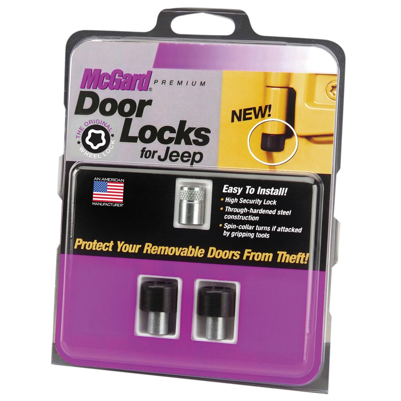 Jeep 2 Door Lock