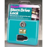 McGard 74018 Marine Single Stern Drive Lock Set  (7/16-20 Thread Size) - MerCruiser/OMC - Set of 1