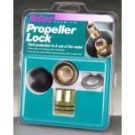 McGard 74040 Marine Propeller Lock Set (M18x1.5 Thread Size) - Honda/Yamaha/Suzuki - Set of 1