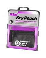Wheel Key Lock Storage Pouch; Pack Of 1 Key Storage Pouch